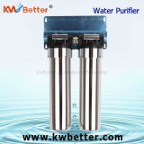 Pipeline Water Purifier Stainless Steel Sterilization Peculiar Double Stage