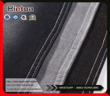 350GSM Black Twill Terry Inside Stretch Knitting Denim fabric