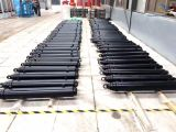 Parker Type Telescopic Hydraulic Cylinder for Dumper Trailer