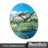 30cm Round Hardboard Clock (HBZ04)