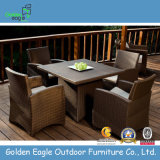 Outdoor Dining Table Set with Armrest (FP0088)