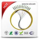 24 or 48 Core Fiber Optic Distribution Breakout Patch Cord