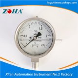 High Quality All Stainless Steel Pressure Gauge