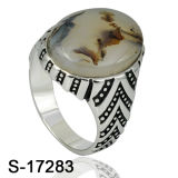 New Model Silver Jewelry Men Rings