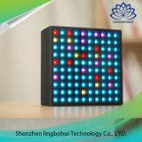 Smart Pixels Portable Wireless Mini Bluetooth Speaker with Alarm Clock