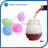 Food Grade Unbreakable Silicone Wine Glass