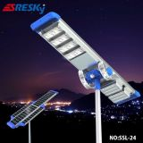 2017 Hot New Solar Products 3 Years Warranty LED Street Light From China Factory