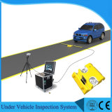 Car Security Checking Portable Under Vehicle Inspection System UV300m with Digital Camera