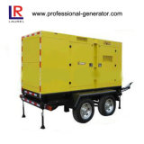 Trailer Mobile Generator 100kw with Cummins Engine