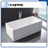 Upc Rectangle Hotel Freestanding Soaking Bathtub (KF-737B)
