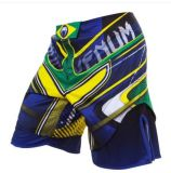 Sublimation Printed Custom MMA Fight Shorts