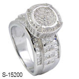 High End Model 925 Silver Jewellery Ring Wholesale