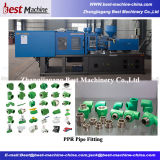 Best Series Customized PPR Pipe Fitting Injection Molding Making Machine for Sale
