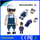 Wholesale Bulk Cheap Fashion Cool Man Plastic USB Flash Memory