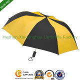 Man Manual Open Two Fold Umbrella for Promotional Gift (FU-3822ZM)