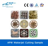 Apw Abrasive Water Jet Cutting Machine for Metal Stone Glass