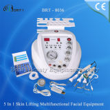 Microdermabrasion + Ultrasonic + Scrubber 5 in 1 Multi Functions Machine