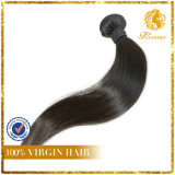 Xuchang 7A Grade 2014 New Arrival Factory Price 100% Peruvian Full Cuticle Virgin Remy Human Hair Silky Straight Weft