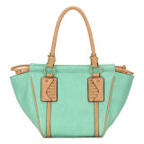 Exquisite Bat Stylish Leather Women Bags (MBNO034095)