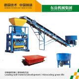 Qt40-1 Manual Interlock Soil Block Making Machines