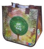 Folding Shopping Bags Portable Handle Bag Non Woven Shopping Bag (MECO361)