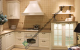 Bamboo Style PVC Kitchen Cabinets (zs-473)