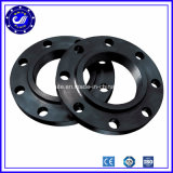 China Suppliers ASTM A105 DIN Pn16 Carbon Steel Flange for Pipe Slip on Flange