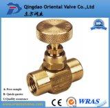 High Quality 200 Wog, 300 Wog Brass Threaded Gate Valves