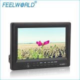 "7"" LCD Camera Field Monitor with HDMI Input&Output with 800X480 400CD/M² ,"