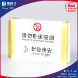 Free Standing Acrylic No Smoking Sign Display