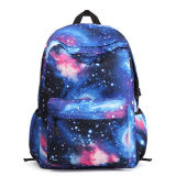 New Cute Printing School Bag Laptop Bag Backpack Bag Yf-Pb0211