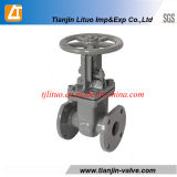 GOST Russian Standard Cast Steel Gate Valve (30C41NJ)