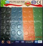 Anti Moisture and Spilled Water Natural Rubber Floor and Synthetic Rubber Floor