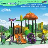 2015 New Design Outdoor Children Playground Equipment on Promotion (HLD-ZS08)