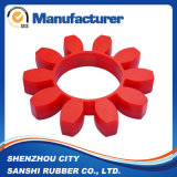 Factory Supply Customized Colourful Polyurethane Parts
