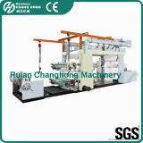 Roll Paper Flexographic Printing Machine (CH884 series)