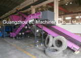 Tire Recycling Machine/Tdf Recycling Machine/Tire Shredding Machine for Combustion Electricity Production