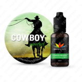 USA Mix Cowboy Menthol E-Cigarette Liquid Flavor Hookah E Liquid E-Juice OEM, ODM Factory E Cig Liquid