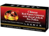 Red Panax Ginseng Royal Jelly & Bee Pollen