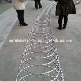 High Quality Galvanized Razor Wire for Sale