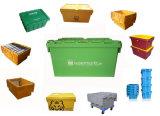Multi-Compartment PP Plastic Storage Container (PK5332)