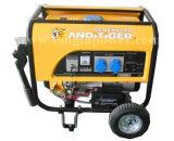 6kw Gasoline Generator with Wheels, CE&Soncap