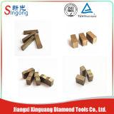 Granite Cutting Circular Diamond Cutting Blade Segment for Single Blade Segment and Multi Blade Segment