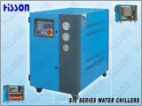 Water Cooling Type Water Chiller, Plastic Auxiliary Equipment