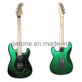 Metallic Green Evh Quality Electric Guitar