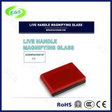 4X Portable Folding Mini Magnifier Lamps, Reading Magnifier Loupe, Jewelry Magnifier Lens (EGS85039)