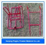 Red Professional Electrostatic Spray Powder Coating