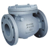 Swing Type Check Valve (H44T-10)