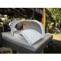 Ceramic Fiber Insulation Board for Pizza Oven