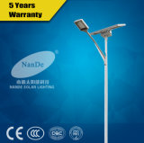 Hot Sale Solar Street Light with Solar Panel, Controller and Battery
